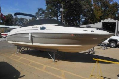 2007 Sea Ray 240 Sundeck-NO TRAILER