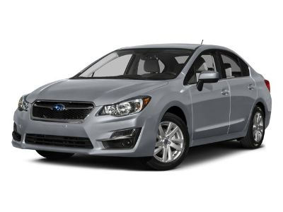 2015 Subaru Impreza 2.0i Premium (Crystal Black Silica)