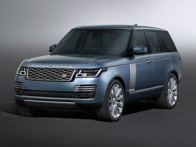 2019 Land Rover Range Rover 3.0L V6 Supercharged HSE (Gray)