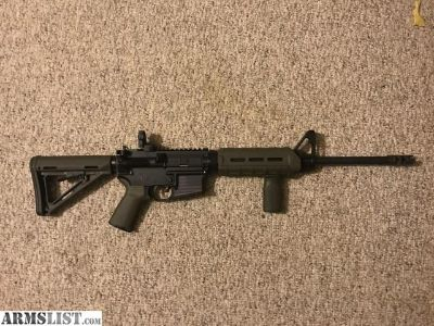 For Sale: Ruger AR556