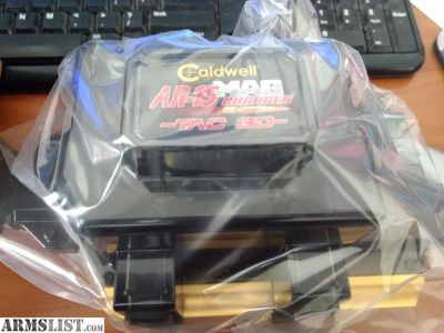 For Sale: Caldwell Mag Loader Charger AR15 223/5.56