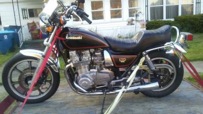 1982 Kawasaki KZ 1000 LTD