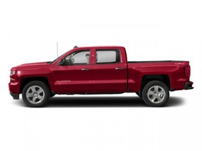2018 Chevrolet Silverado 1500 Work Truck (Red Hot)