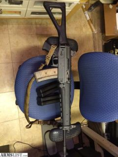 For Sale: Unfired Sig 551A1 with mags