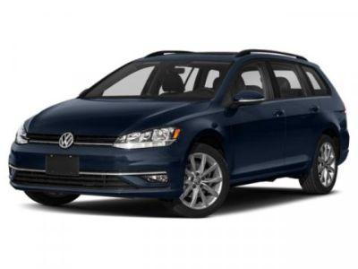 2019 Volkswagen Golf SportWagen S (Platinum Gray Metallic)