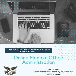 Online Medical Office Administration