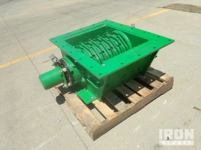 Helmick E11865MKC Crusher - Unused