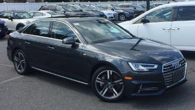 2017 Audi A4 (Manhattan Gray Metallic)