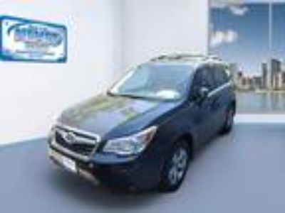 $20888.00 2015 Subaru Forester with 70435 miles!