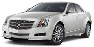 2011 Cadillac CTS 3.0L Luxury (White Diamond Tricoat)