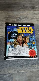 Learn to Draw Star Wars book