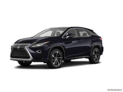 2019 Lexus RX 350 (Obsidian)