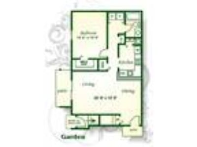 Laurel Bluff Apartments and Townhomes - The Dogwood Garden