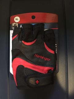 New lifting gloves