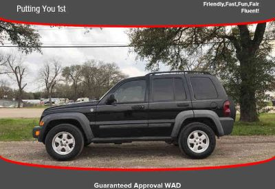 Used 2007 Jeep Liberty for sale