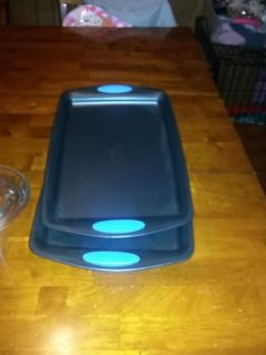 NWT cookie sheets