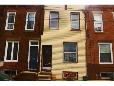 3 Bed 1 Bath Preforeclosure Property in Philadelphia, PA 19146 - Montrose St
