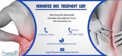 Kick out Herniated Disc Out Of Your Life | Herniated Disc Treatment Cary