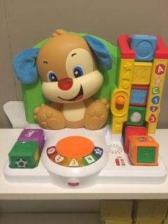 Fisher Price Laugh and Learn First Words Puppy