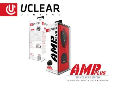 Sell UCLEAR Digital AMP Plus Dual Motorcycle Street Bluetooth Helmet Audio Syste motorcycle in Manitowoc, Wisconsin, United States, for US $460.00