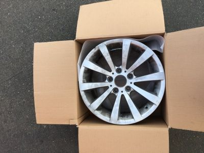 (4) BMW WHEELS RIMS Style 285