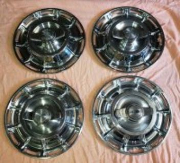 Corvette Wheel Covers