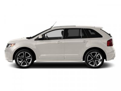 2013 Ford Edge Sport (White Platinum Tri-Coat Metallic)