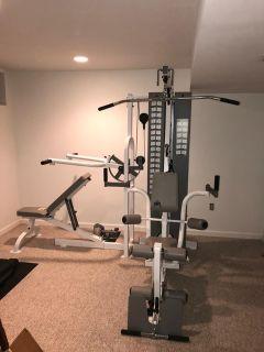$300, KEYS Home Gym Fitness Center