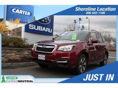 2017 Subaru Forester 2.5i Premium (Vrp/Red)