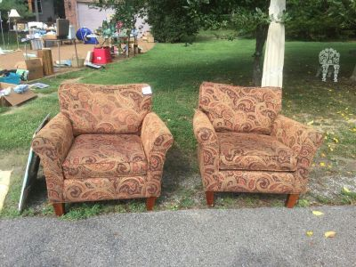 Two awesome chairs
