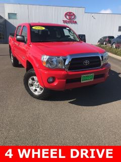 2006 Toyota Tacoma V6 (red)