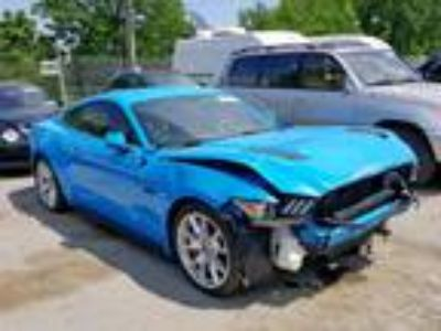 Salvage 2017 FORD MUSTANG GT for Sale