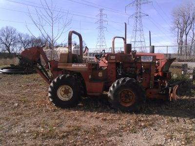 DITCH WITCH 6510DD TRENCHERS