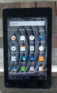 Amazon Kindle Fire 6HD