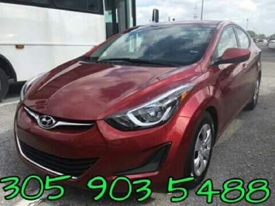 2015 HYUNDAI ELANTRA GLS LIKE NEW
