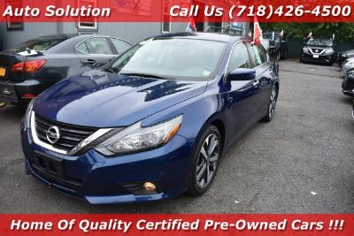 2017 Nissan Altima 2.5 (BLUE)