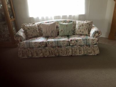 Beautiful French country sofa