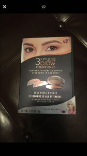 3 Second Brow Eyebrow Stamp (As Seen On TV)