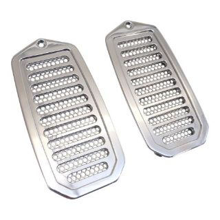 Sell 1970 1971 1972 CHEVELLE BILLET DOOR JAMB VENTS POLISHED. MADE IN U.S.A. motorcycle in Fullerton, California, United States, for US $129.95