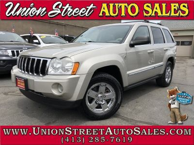 2007 Jeep Grand Cherokee Limited (Light Graystone Pearl)