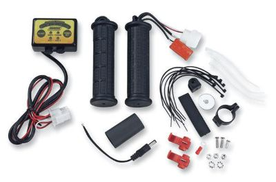 Purchase New Moose ATV UTV Heated Grips Complete Winter Pack Plus motorcycle in Ashton, Illinois, US, for US $163.95