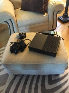 XBox One 500gb HDD - 3 controllers (2 wireless & 1 wired), charging dock and power brick. (Would need to arrange time for porch pick up)