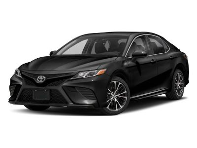 2018 Toyota Camry XSE (Silver)
