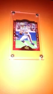 Drew Bledsoe Football Card