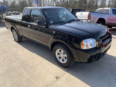 2004 Nissan Frontier Standard (Black)