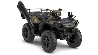 2018 Polaris Sportsman XP 1000 Hunter Edition Utility ATVs Olive Branch,