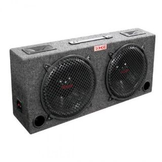 "Find Woofer Box Dual 10"" Xxx 2-Way Loaded Angle Style; 300watts Audiopipe Kic100 Woof motorcycle in Hicksville, Ohio, United States, for US $49.02"