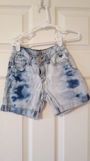 Girls Size 8 Justice Brand Jean Shorts