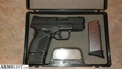 For Sale/Trade: XDs 45ACP