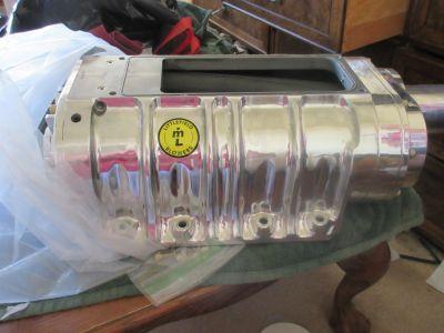 8-71 Littlefield Gas Blower